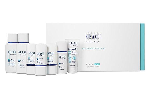 Obagi Nu-Derm Fx Skin Transformation System (Normal to Dry)