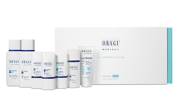 Obagi Nu-Derm Fx Skin Transformation System (Normal to Oily)