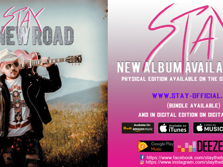 """""""A New Road"""" is out!"""
