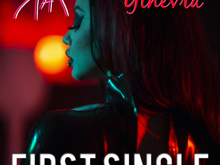 """New Single """"Ginevra"""" coming out on 05-24-2019"""