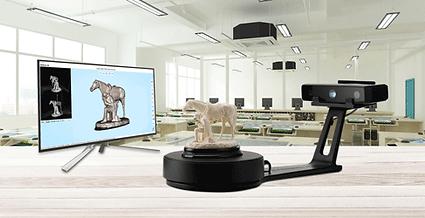 EinScan-SE & EinScan-SP Desktop 3D Scanner