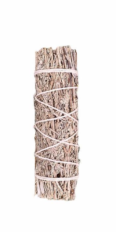 SALVIA BLU E PALO SANTO - smudge stick