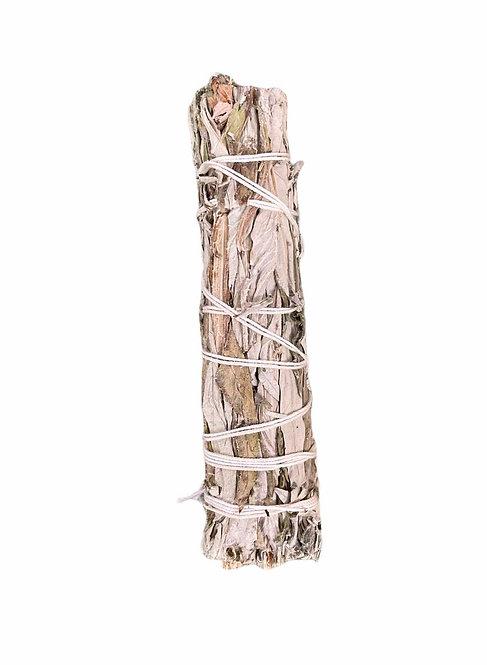 SALVIA BIANCA E LAVANDA - smudge stick