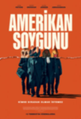 Amerikan Soygunu-American Animals-Afis.j