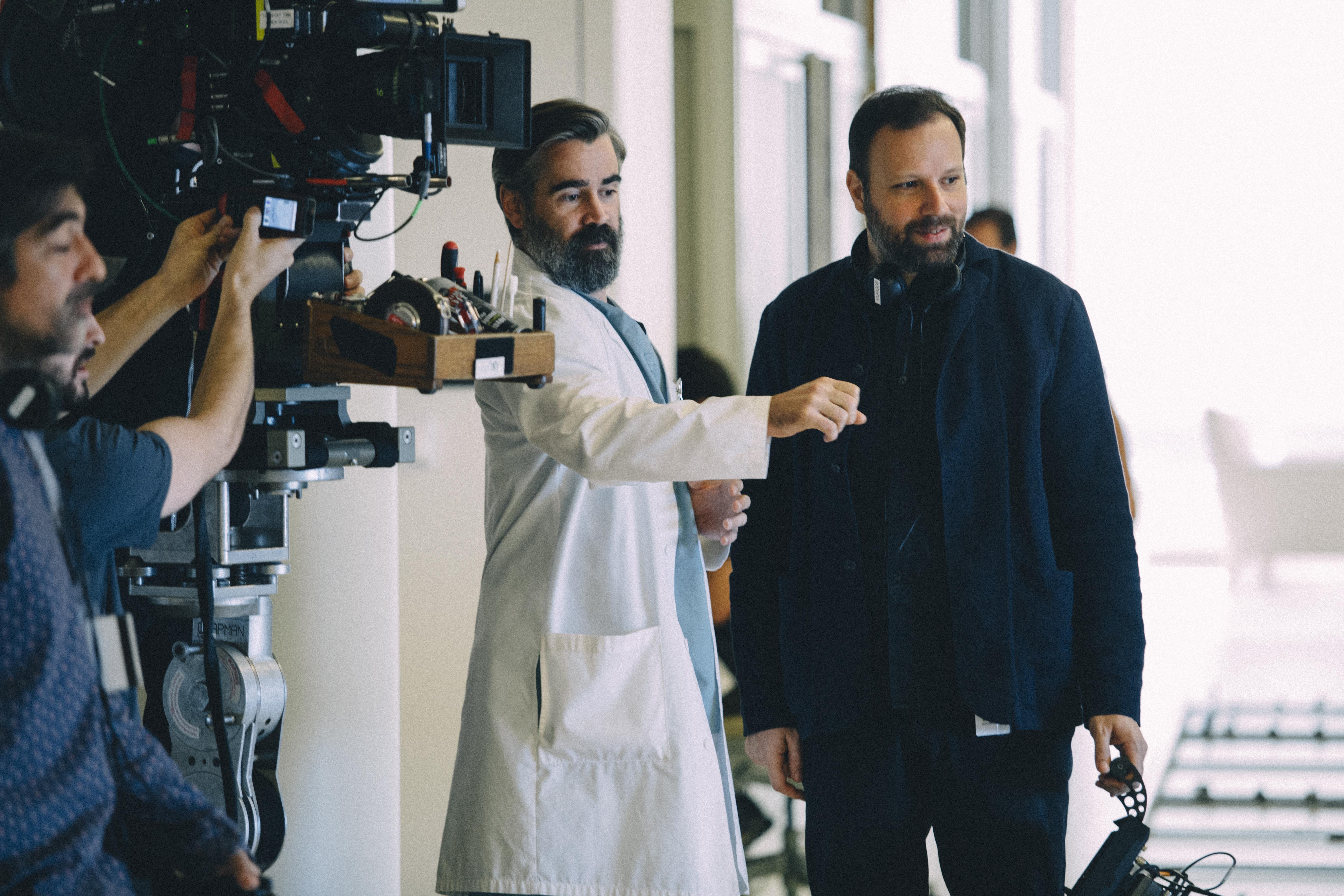 Yorgos Lanthimos & Colin Farrell