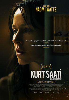 Kurt Saati - The Wolf Hour - Afis.jpg