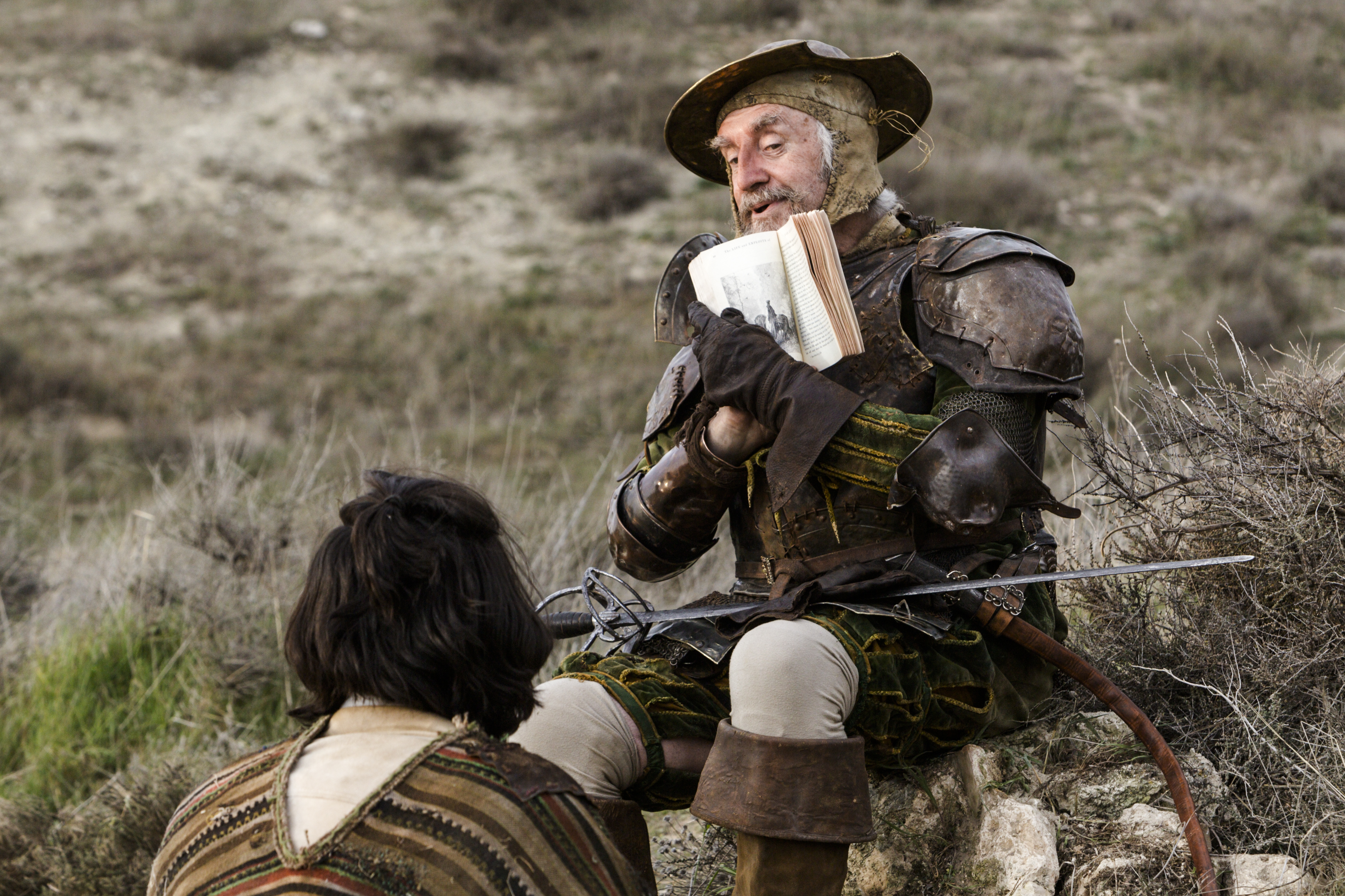 The Man Who Killed Don Quixote (7)