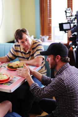 The One I Love - Yonetmen Charlie McDowell ve oyuncu Mark Duplass.jpg