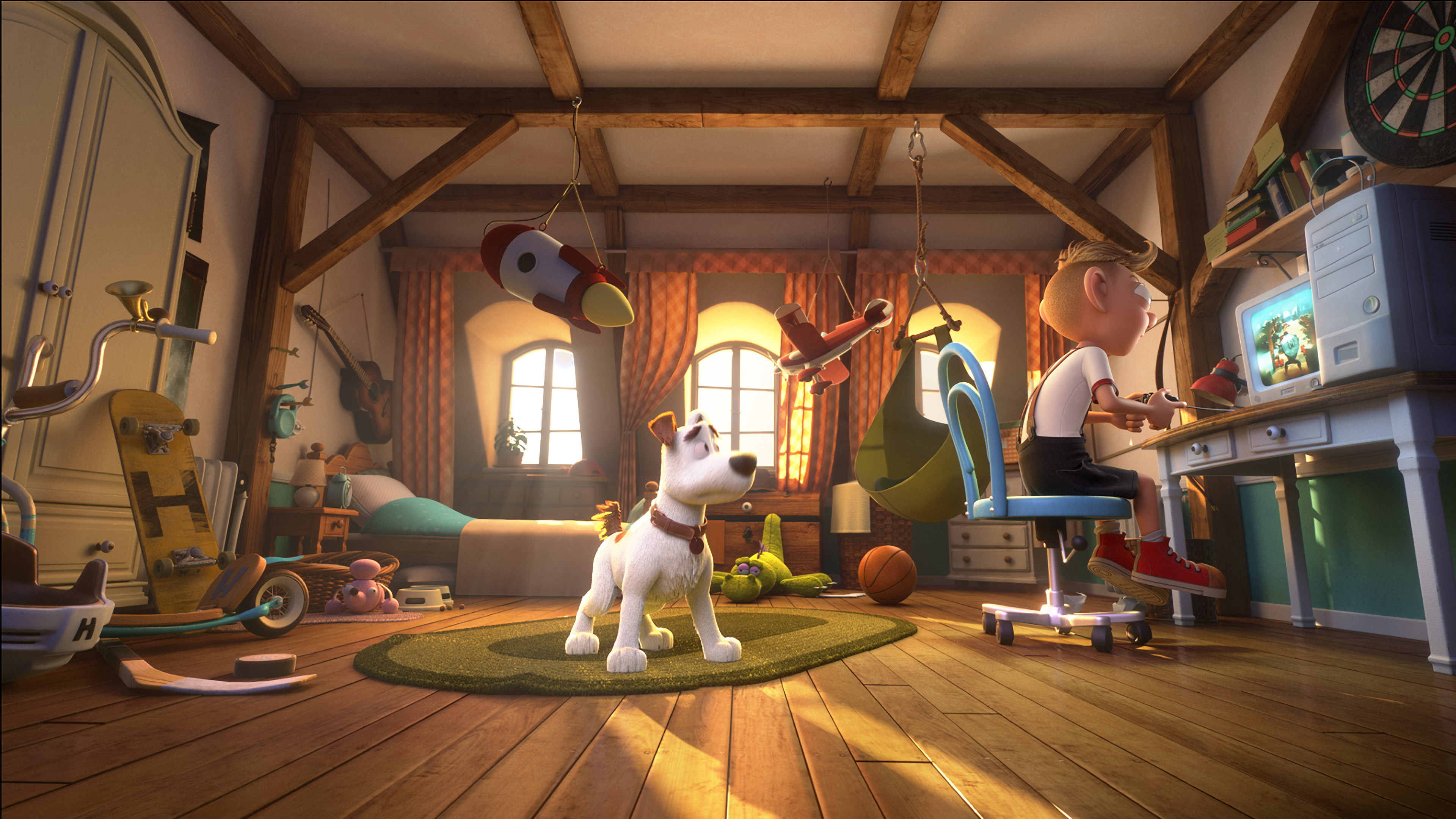 Harvie and the Magic Museum (3)