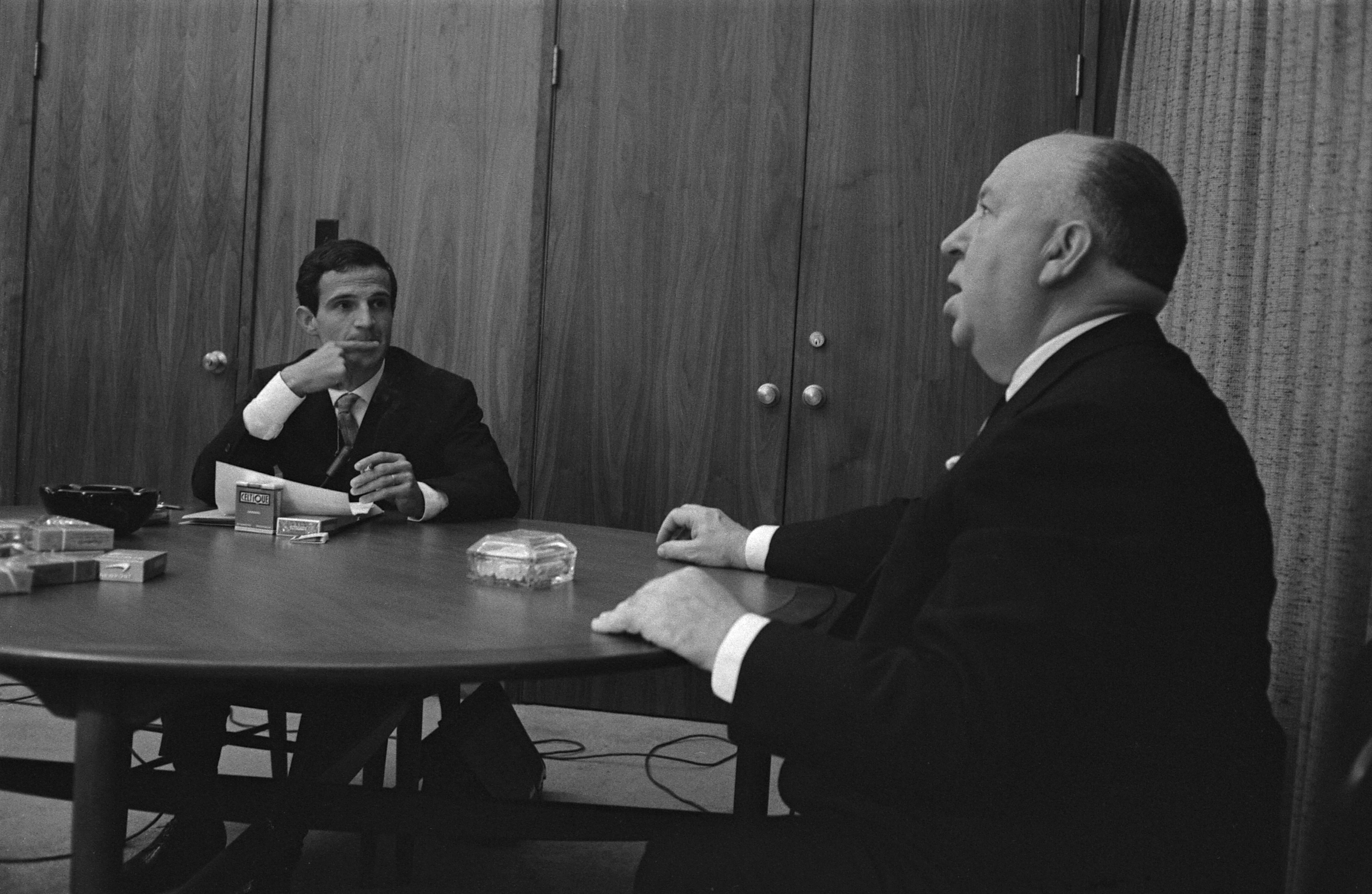 Hitchcock Truffaut 3