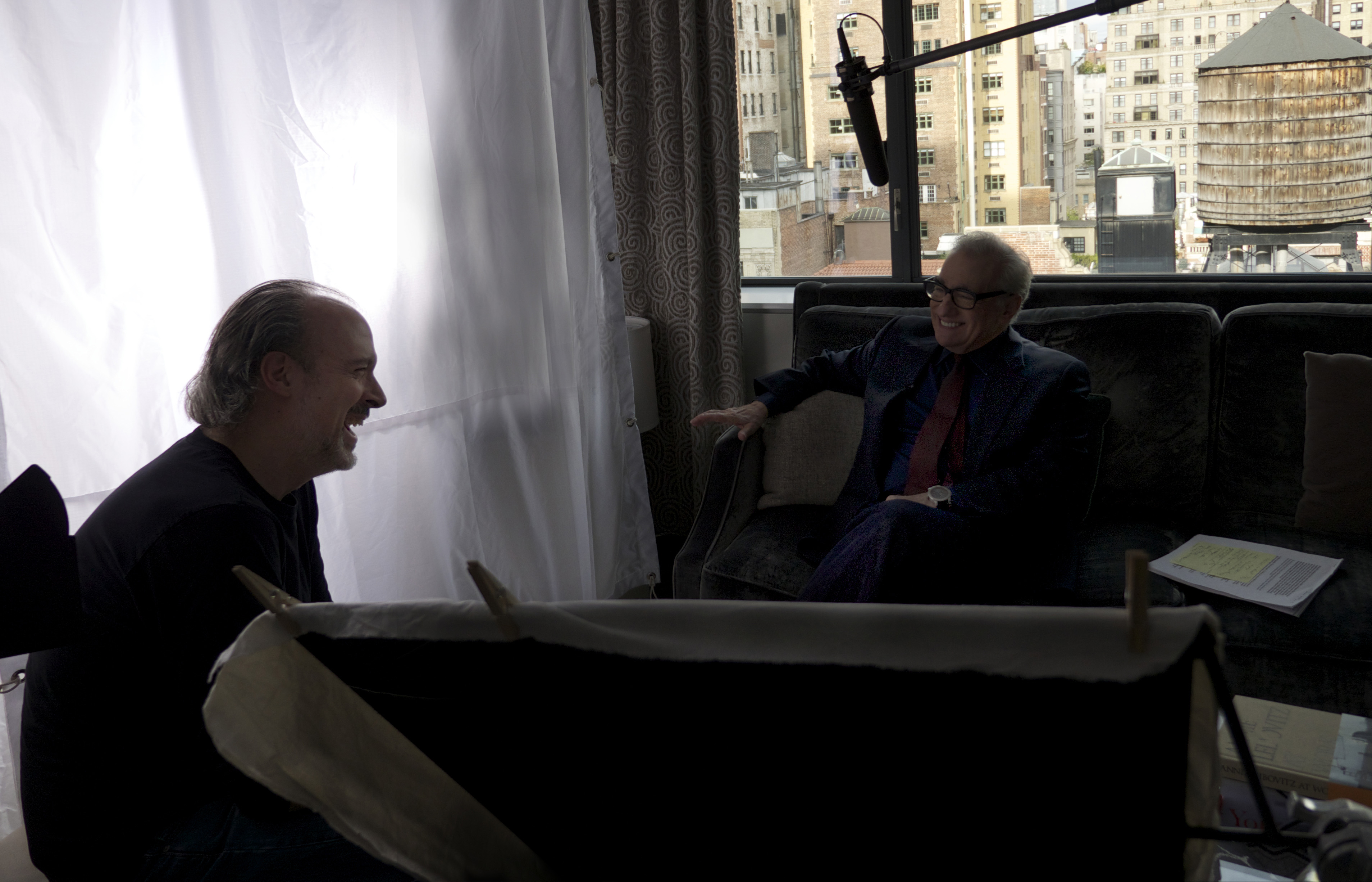 10 - Kent Jones & Martin Scorsese