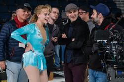 Margot Robbie ve yonetmen Craig Gillespie