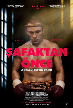 Safaktan Once - A Prayer Before Dawn - A