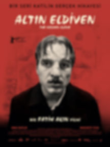 Altin Eldiven - The Golden Glove - Afis.