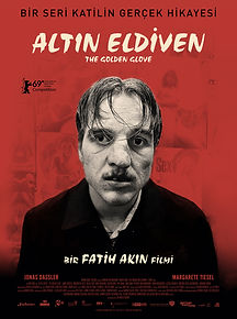 Altin Eldiven - The Golden Glove - Afis.