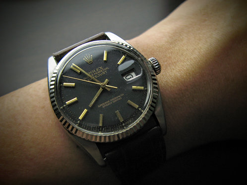 """Stud"" - 1976 Rolex 1601 Oyster Perpetual DateJust"