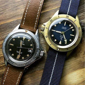 Buying and selling vintage watches online, my story