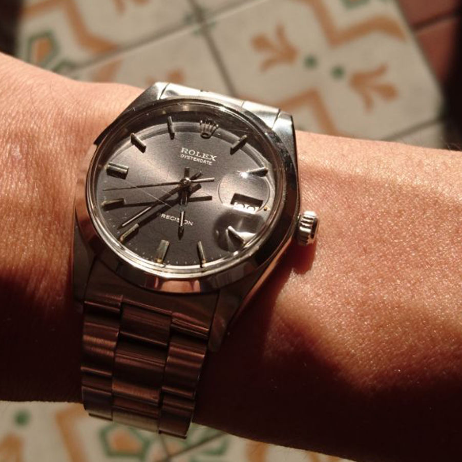 Cedric's Rolex 6694