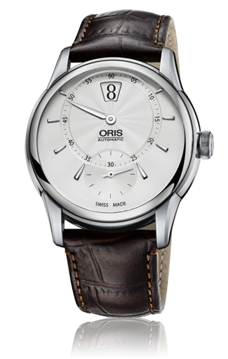Visit the Oris site for more details.