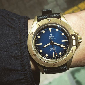 #KISSWatchReview: Yema Superman Heritage Bronze Limited Edition