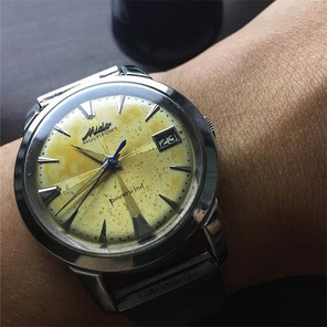 How I like to start my automaticwatches.