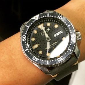VintageSeiko Divers:The SKX007