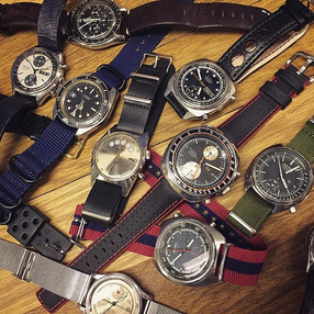 "Buying from a collector, or.. ""Why I wear my watches."""