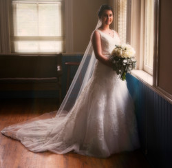 Bride in Soft Light