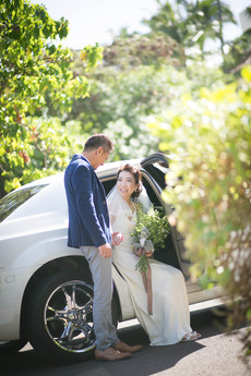 Hawaii Wedding_Limousine