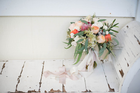Hawaii Wedding_Wedding Bouquet