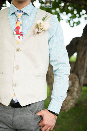 Hawaii Wedding_Groom Style