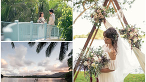 Hawaii Wedding Galleryアップしました