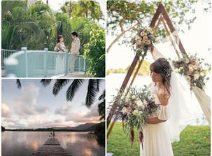 Hawaii Wedding Galleryアップしました