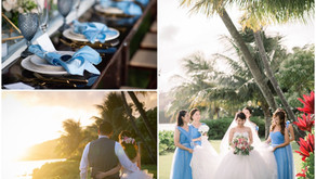 Hawaii Wedding Gallery アップしました