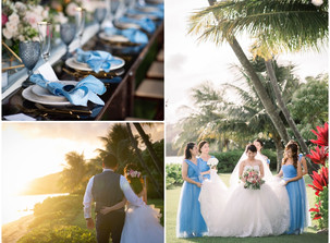 Hawaii Wedding Gallery アップしました