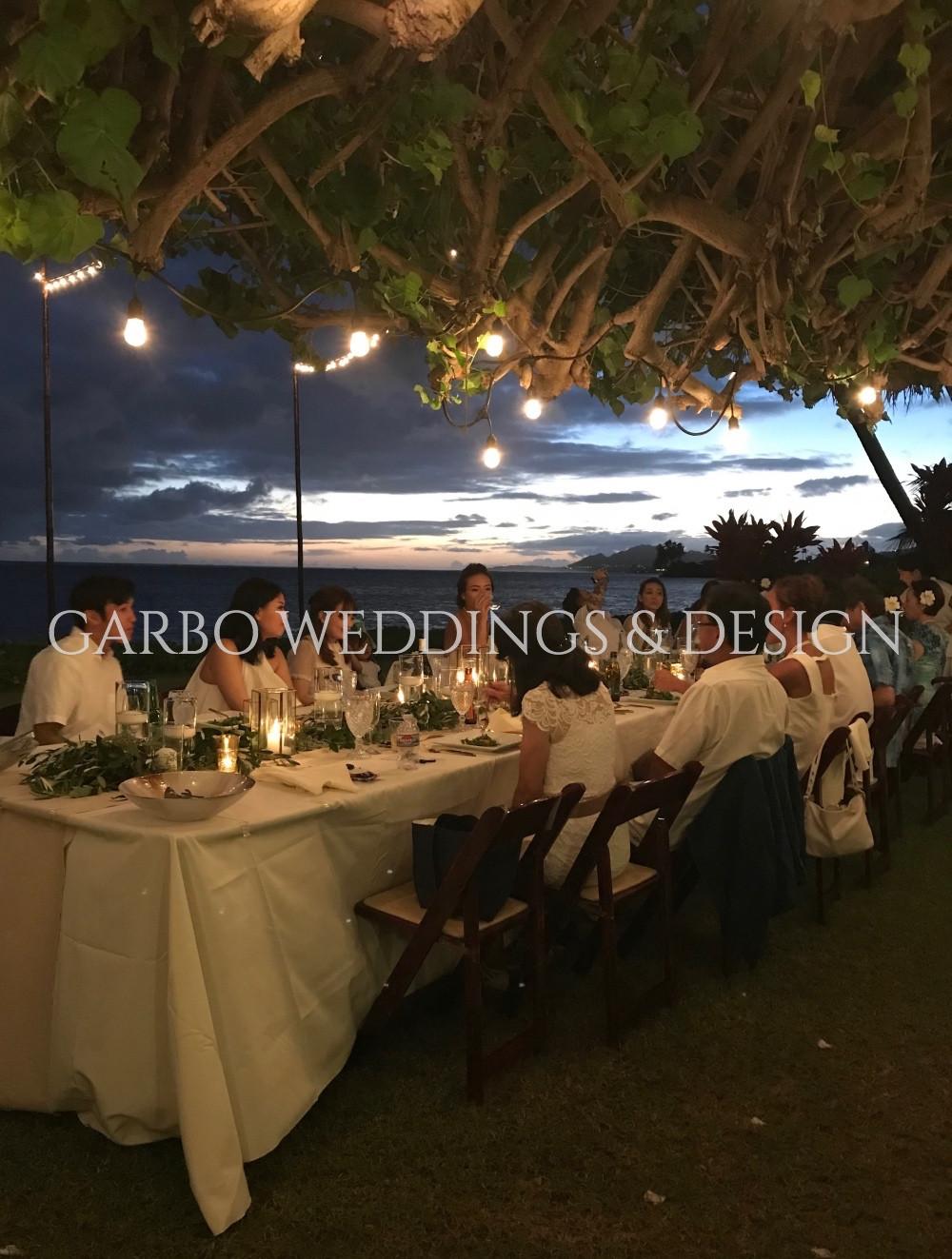 hawaii garden wedding 2