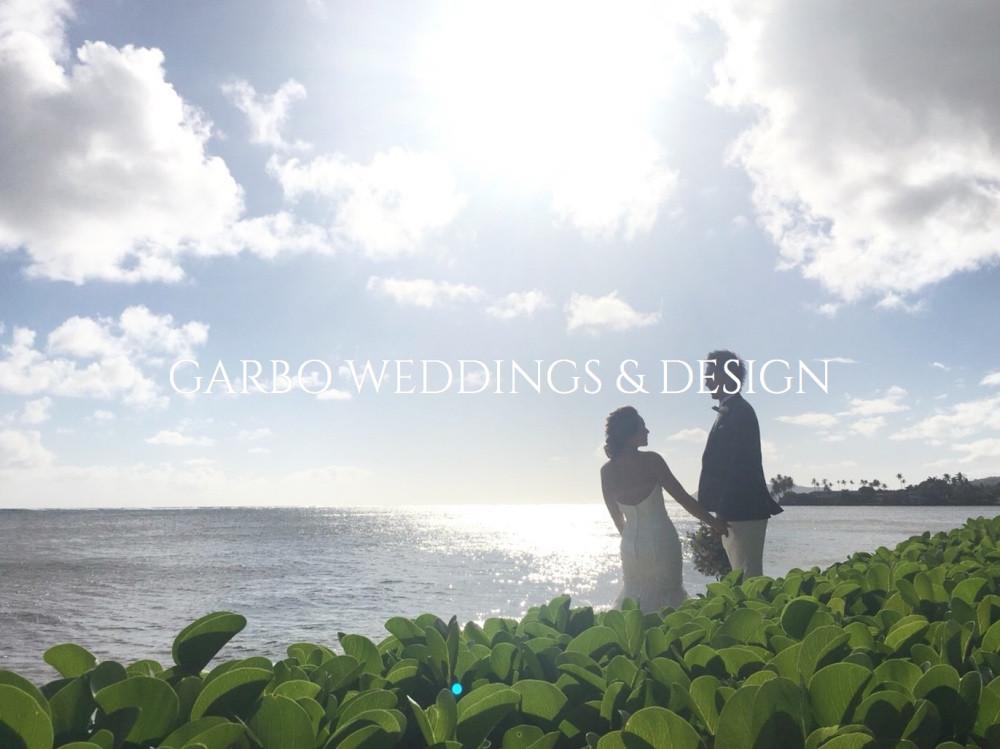 hawaii garden wedding 1
