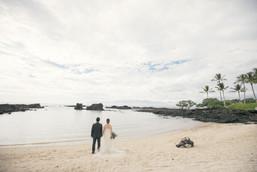 ハワイ島ウェディング|ビーチウェディング