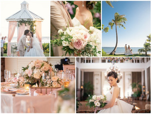 Wedding Gallery / The Kahala Plumeria Grove Garden