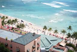 ハワイウェディング ホテル