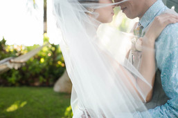 Hawaii Wedding_Veil