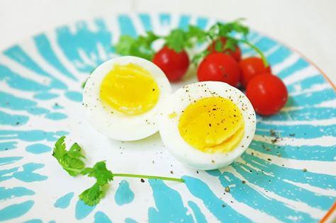 水煮蛋的美味秘訣