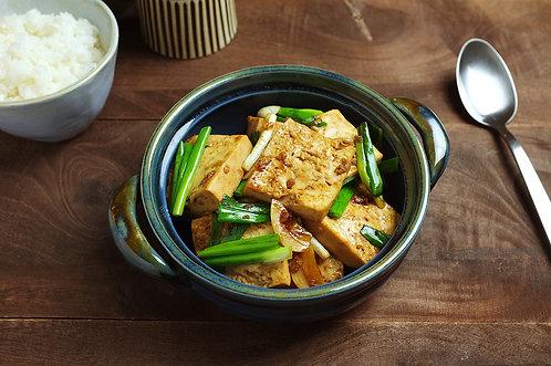 紅燒豆腐(素)