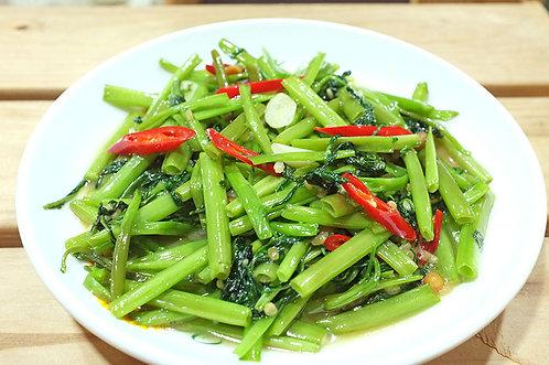 腐乳空心菜(素)