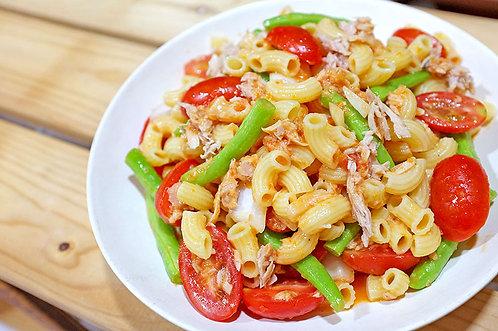 通心粉鮪魚沙拉