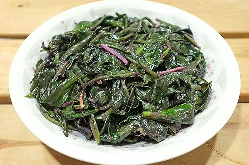 麻油紅鳳菜(素)