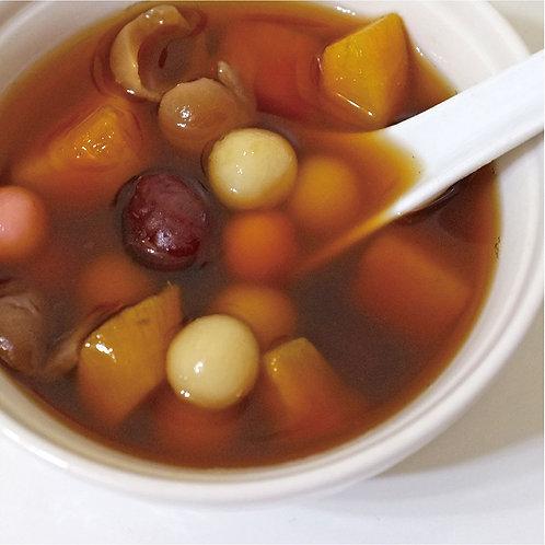 桂圓地瓜薑湯