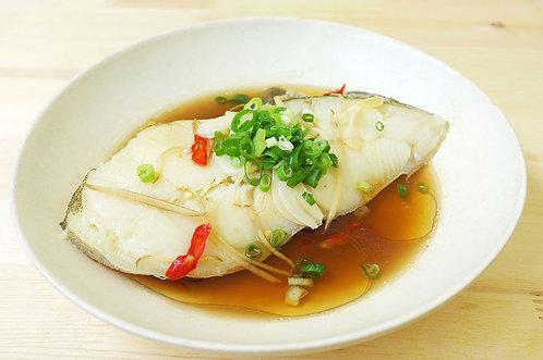 清蒸鱈魚(電鍋)