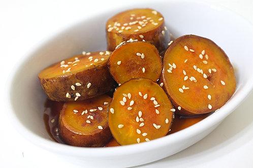 日式糖煮地瓜