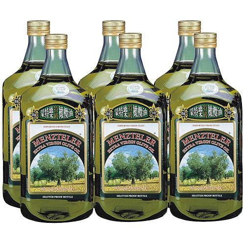 蒙特樂EXTRA VIRGIN頂級橄欖油2公升